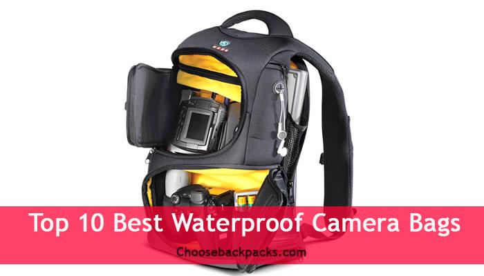 Best Waterproof Camera Bags [Top 10 picks & their reviews]
