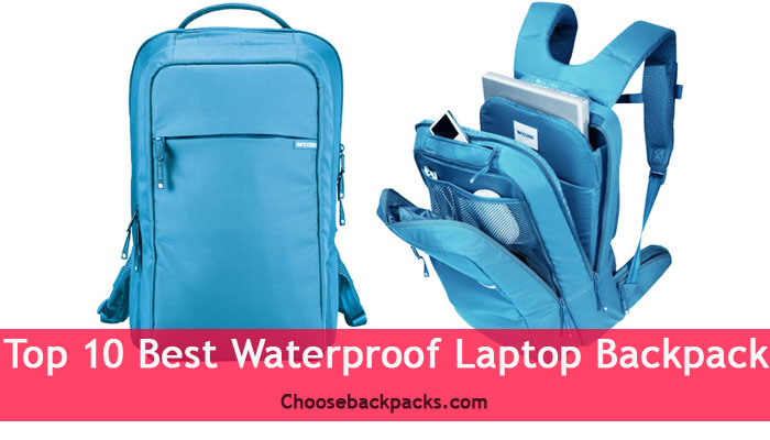 Best Waterproof Laptop Backpack [For Men & Women]