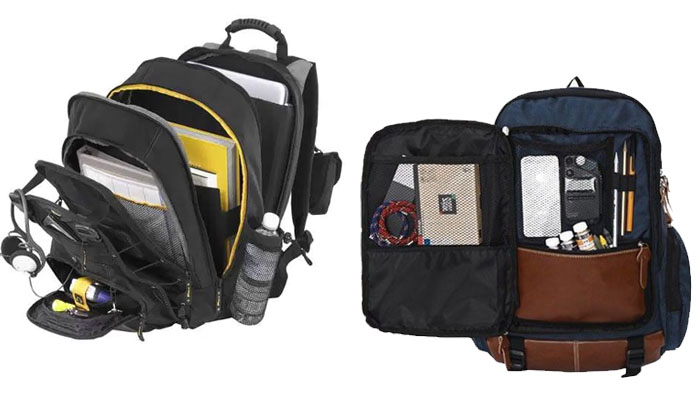 What to pack in a college backpack