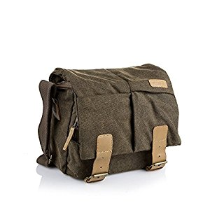 bestek-waterproof-canvas-dslr-camera-bag-messenger-shoulder-bag-slr-camera-gadget-bag-backpack-with-shockproof-insert
