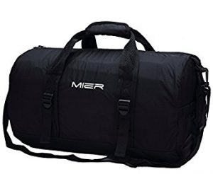 mier-foldable-small-duffel-bag-lightweight-for-sports-gyms-yoga-travel-overnight-weekender-20inches