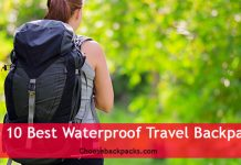 Top 10 Best Waterproof Backpacks for Travel  2019  Reviews ec33cee880dc5