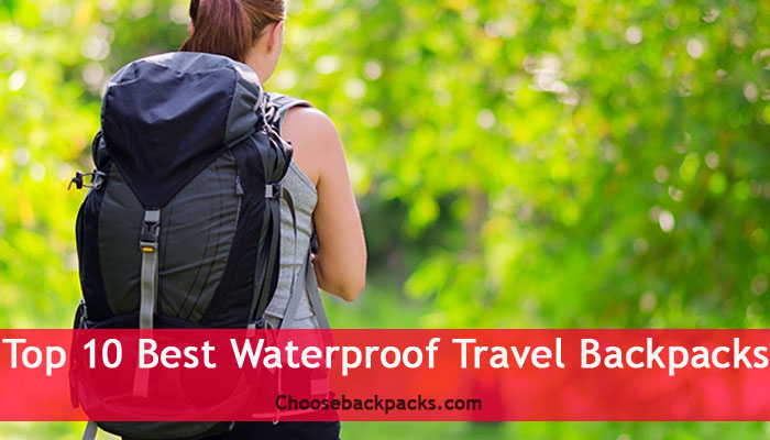 0df6840e1760 Top 10 Best Waterproof Backpacks for Travel  2019  Reviews