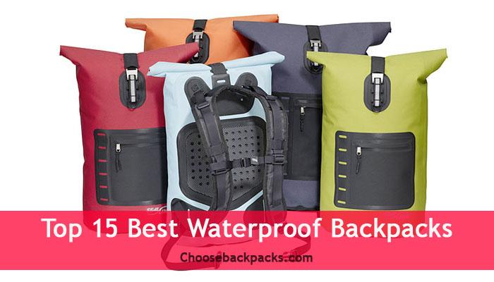 17e69f60df7 Best Waterproof Backpacks Reviews  For Guys   Girls