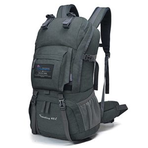 Mountaintop backpacks